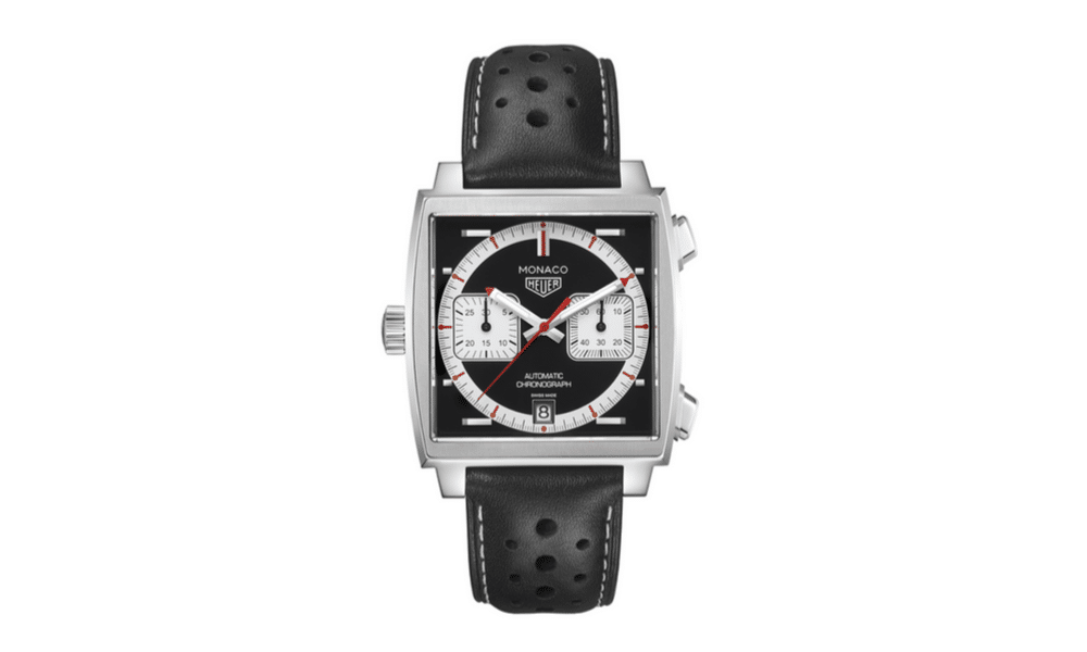 tag launch new tag heuer monaco watch