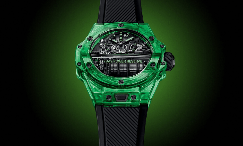 hublot mp-11 saxem