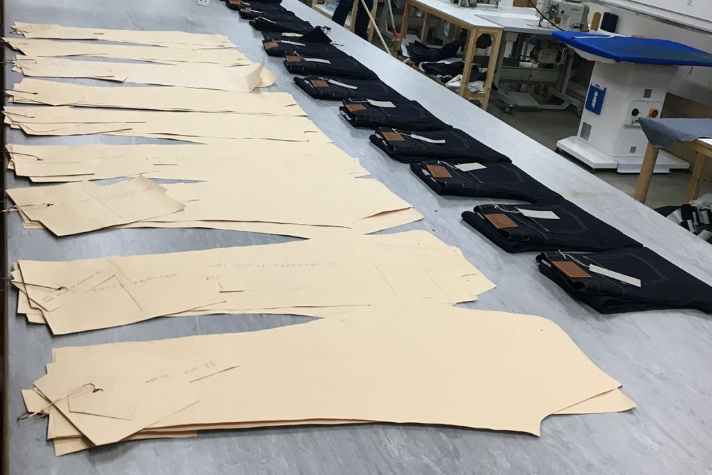making blackhorse lane jeans