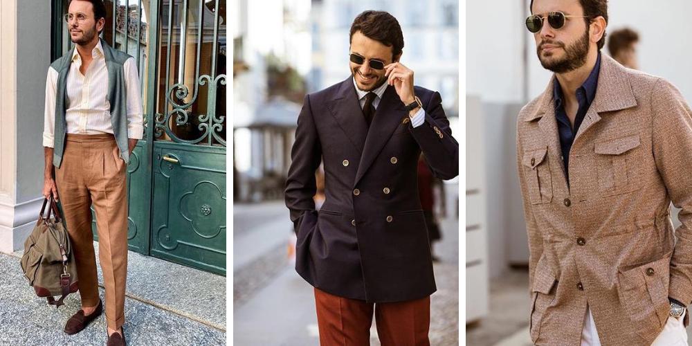 stylish photos of fabio attanasio