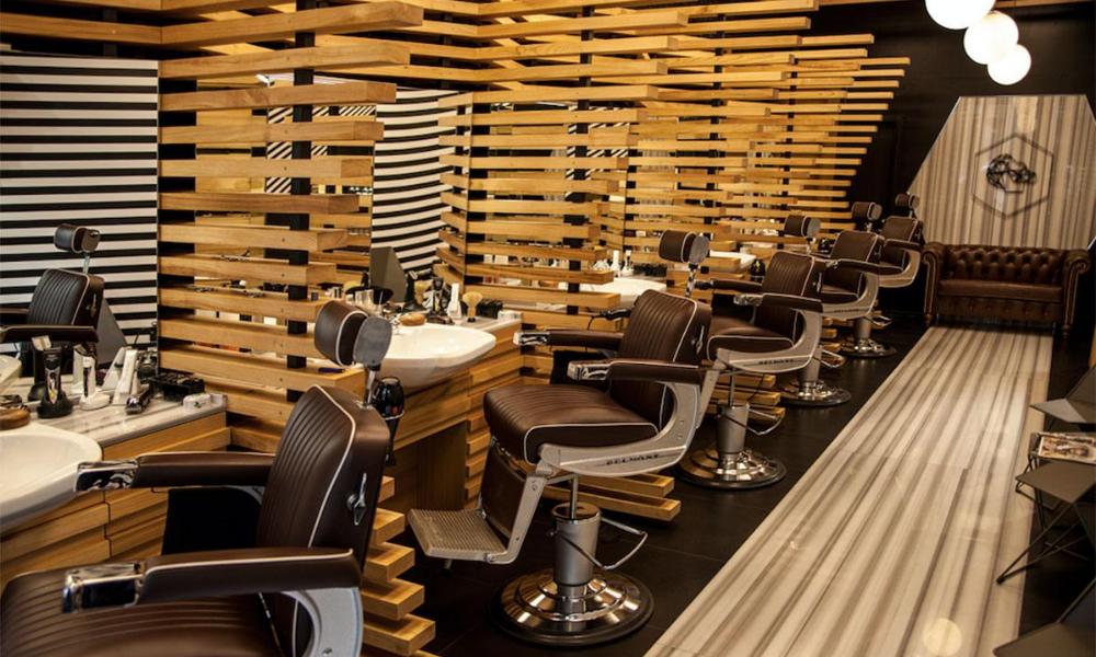 adam grooming ateliers interior