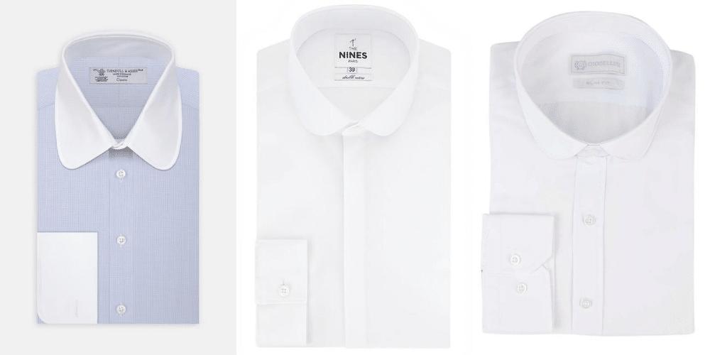 where to buy a club collar shirt
