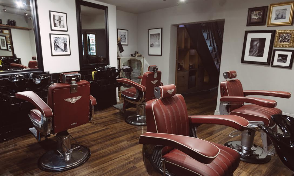 pankhurst barbers london