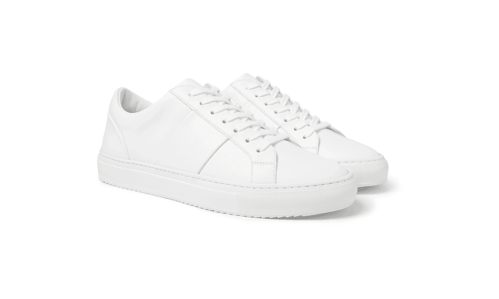 mp larry leather trainer