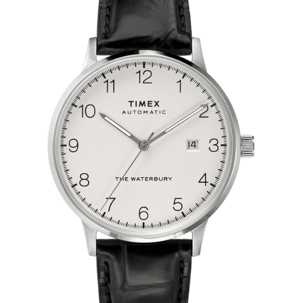 timex classic automatic watch