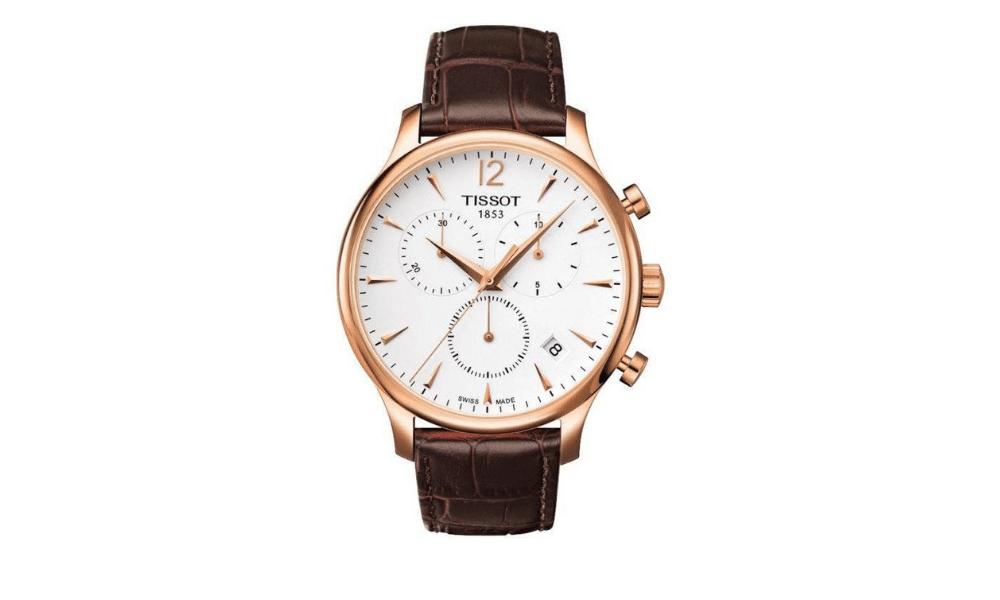 tissot tradition chronograph