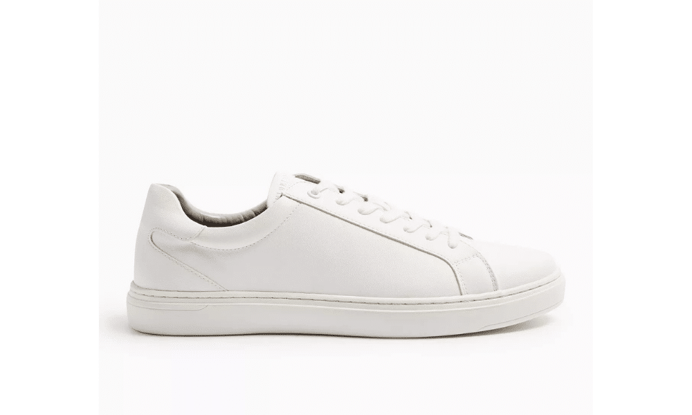 Topman White Lace Up