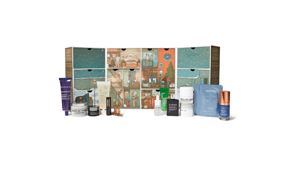Mr Porter Grooming Advent Calendar