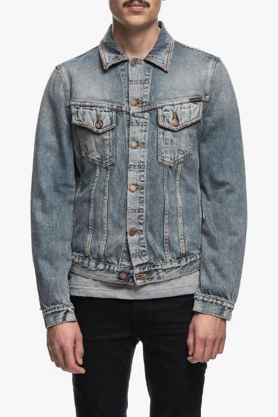 nudie jeans denim jacket