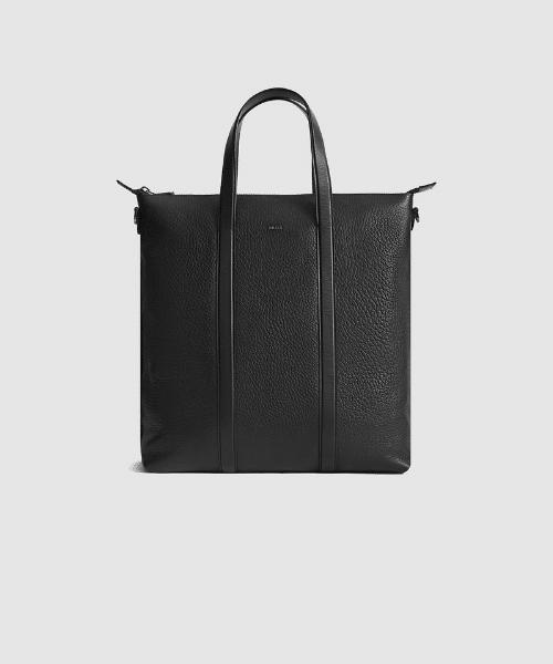 black tote bag by reiss