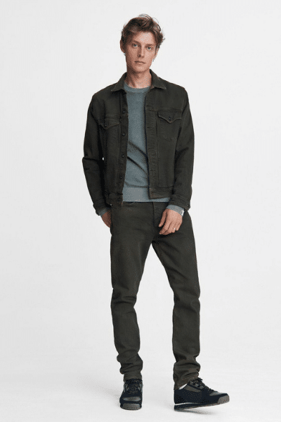 Rag and bone denim jacket