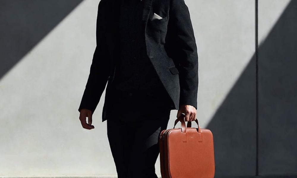 work bag for formal dress