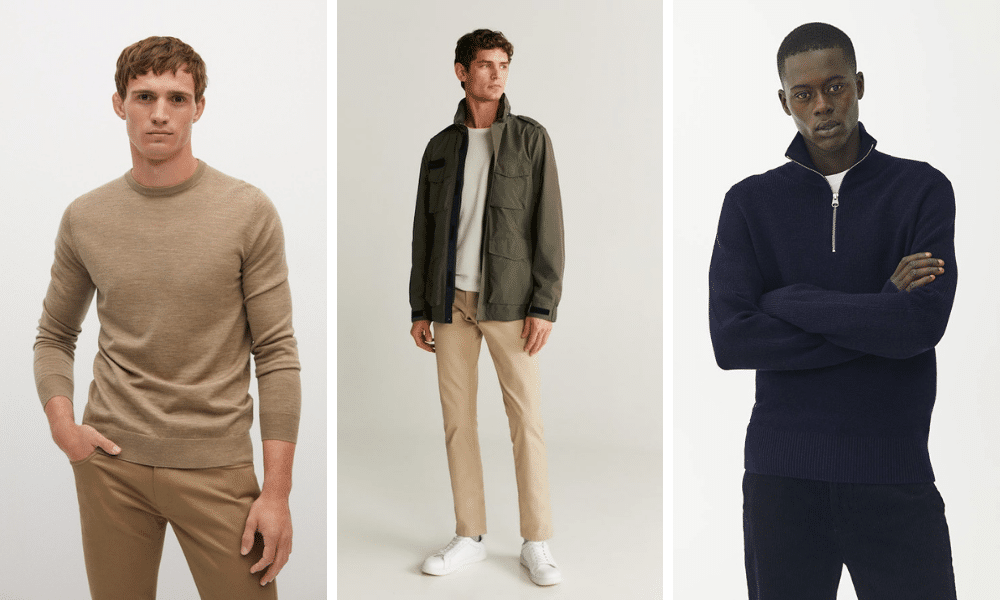 chinos for working from home