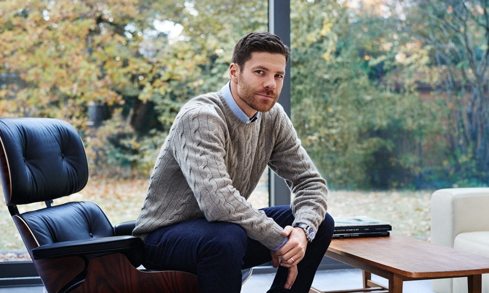 xabi alonso at home