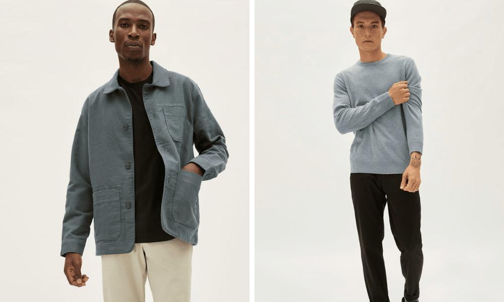 everlane conscious clothing