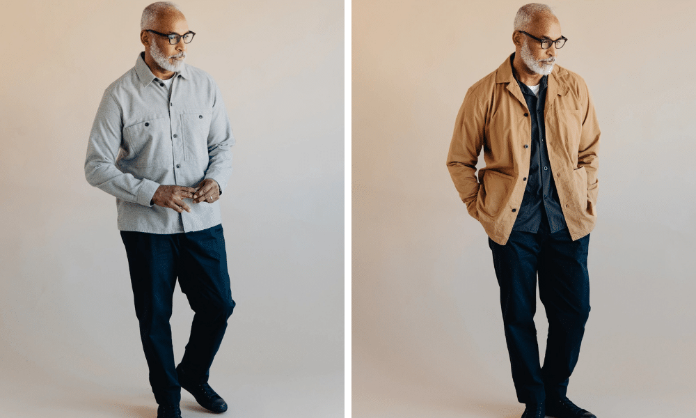 form and thread sustainable menswear