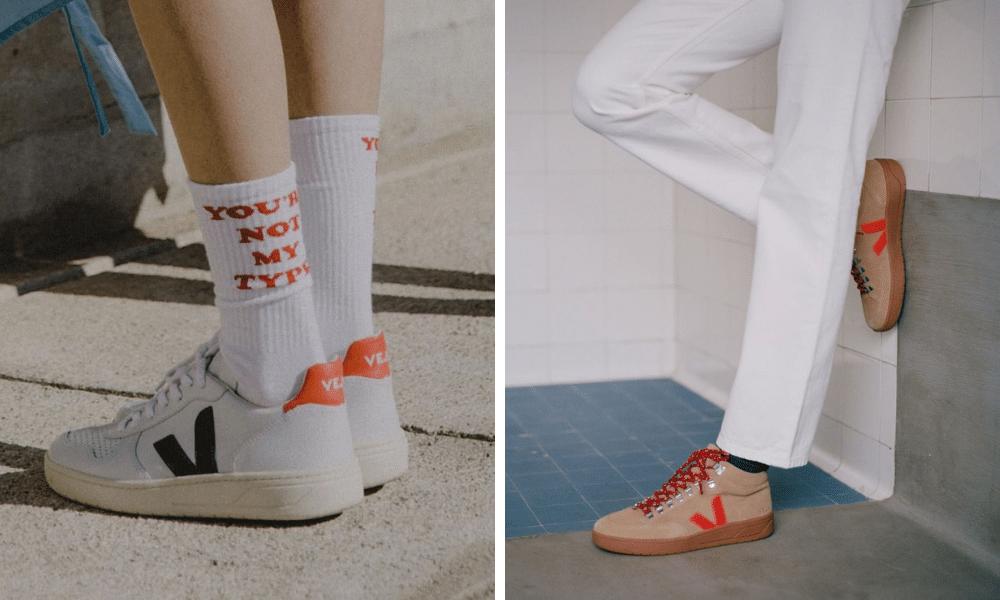 veja footwear for men