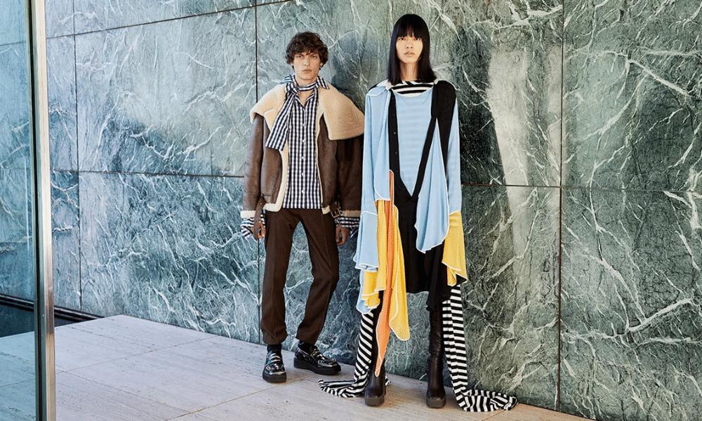 farfetch designer menswear