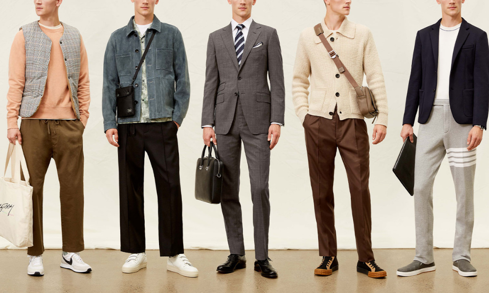 mens clothing from mr porter