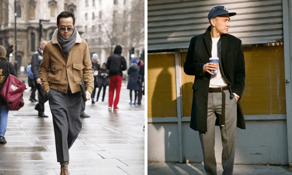 outerwear that is suitable for smaller guys