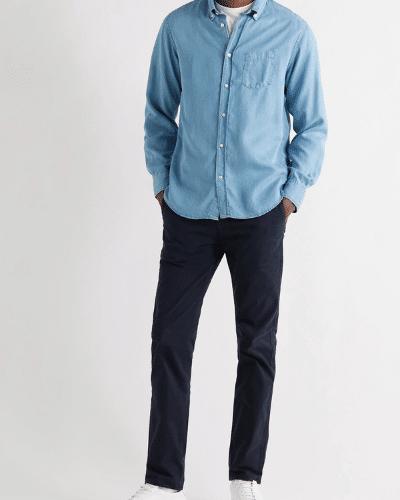 generale chambray shirt