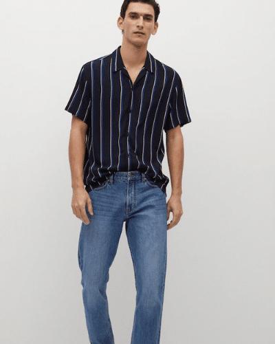 mango short sleeve shirt