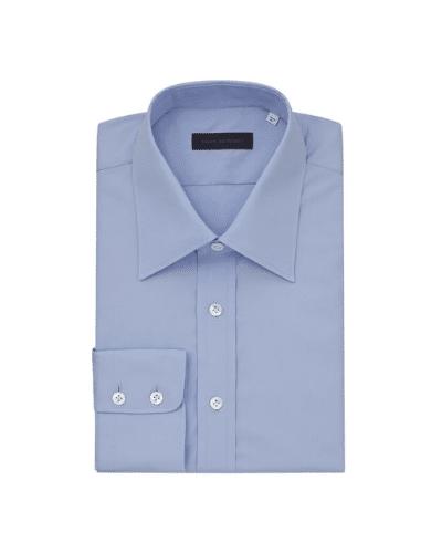 thom sweeney blue shirt