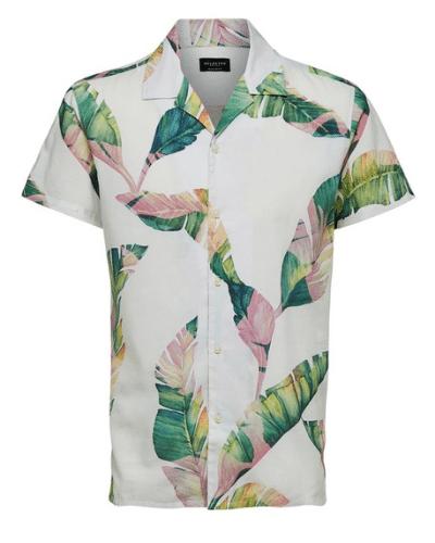 thread cuban shirt