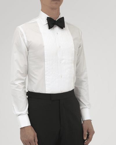 turnbull and asser tuxedo shirt