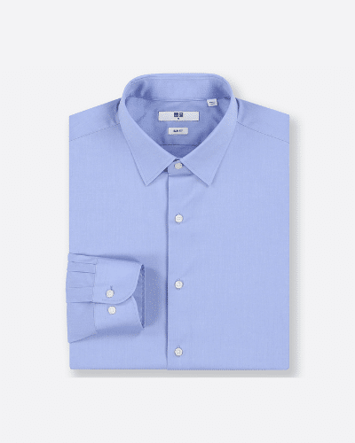 uniqlo easy care shirt